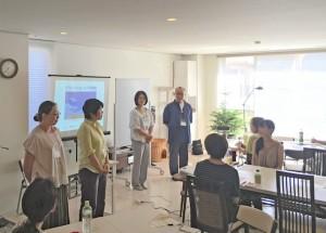 プロコース受講生によるビリーフリセット入門講座、開催しました