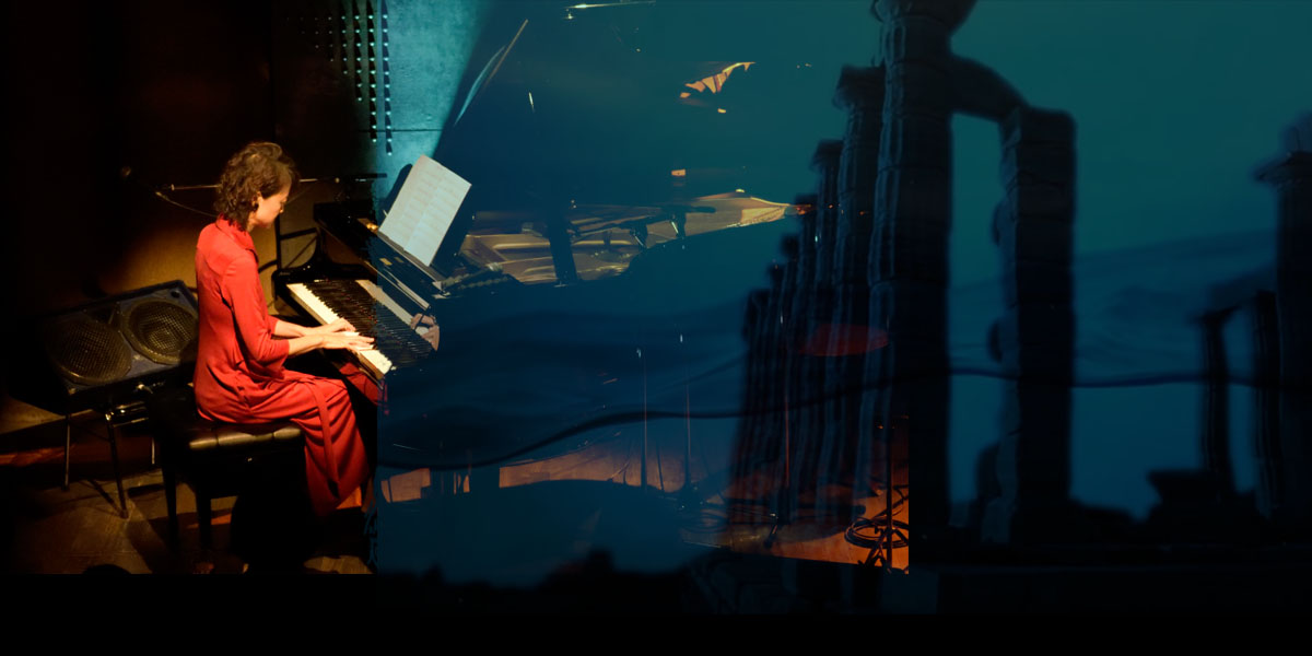 2/2ライブ「大塚あやこピアノ&トーク」こんどはチェロと一緒に