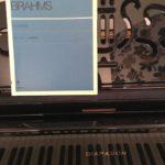 作曲家のピアノ