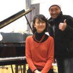 大塚あやこ「森羅万象〜ピアノで語るゼーガペイン〜」メイキング3・パーカッション茶喜利さんとコラボ