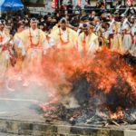 修験道と真言密教のコラボ、高野の火祭り