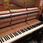 ピアノの大修理