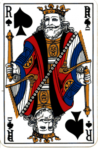king-spades