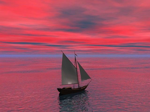 小舟で旅する人生・私はすでに成功している
